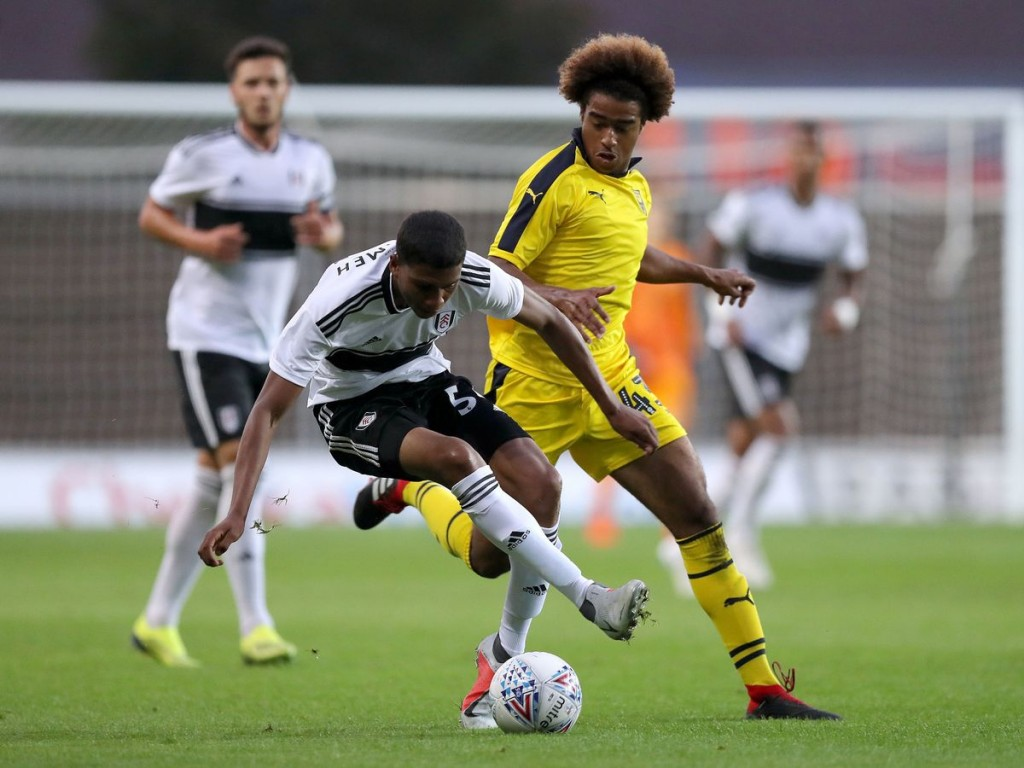 Oxford United Vs Fulham 24 Juli 2019